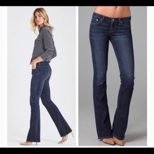 AG The Angel Bootcut Jeans Dark Wash 24